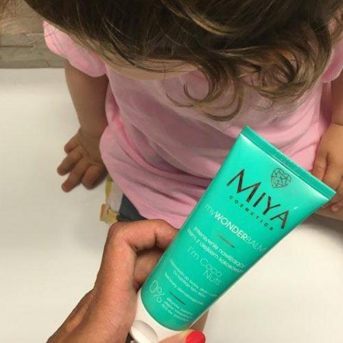 Miya Cosmetics - I'm Coco Nuts - krem - olejek kokosowy