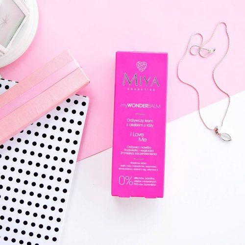 Miya Cosmetics - Kosmetyki - I Love Me - Olejek z róży