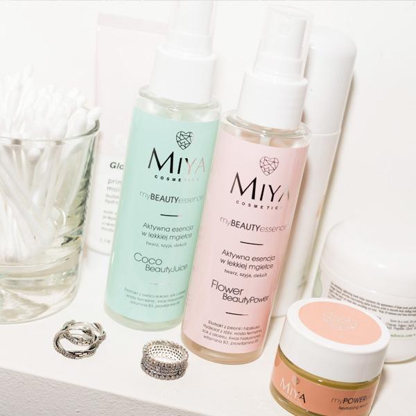 Miya Cosmetics My Beauty Essence Butelki