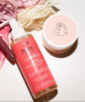 Miya Cosmetics Zestaw Super Power Oils 3