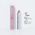 Naturalna pielęgnująca szminka all-in-one, Miya Rosé