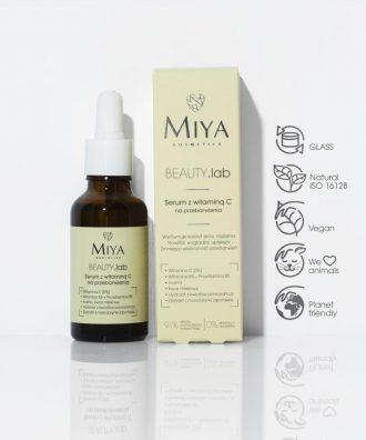 Vitamin C serum for hyperpigmentation skin