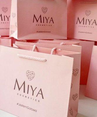 Torebka papierowa Miya- duża