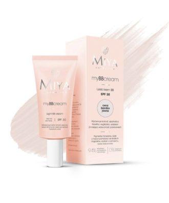 Light BB cream BB SPF 30 – medium skin tone