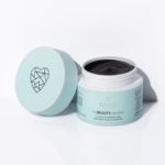Miya Cosmetics  3-minutowa maseczka wygładzająca z aktywnym węglem kokosowym